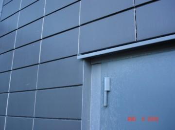 Утепление фасадов коммерческих зданий при помощи Marmoroc 7