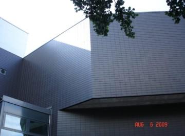 Утепление фасадов коммерческих зданий при помощи Marmoroc 9