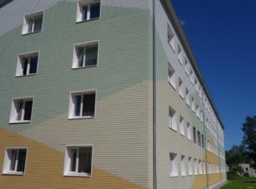 Фасад Marmoroc, не нуждающийся в обслуживании (1)