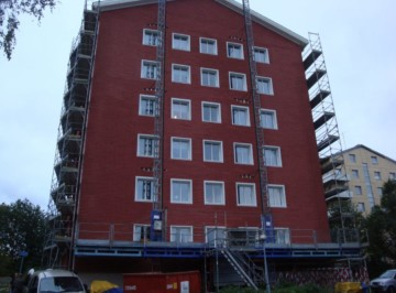 Фасад Marmoroc, не нуждающийся в обслуживании (23)