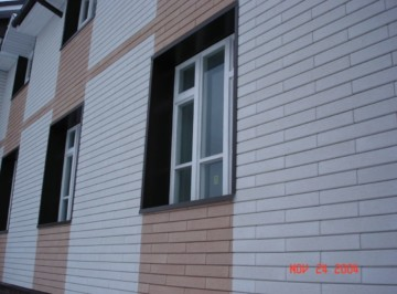 Фасад Marmoroc, не нуждающийся в обслуживании (46)