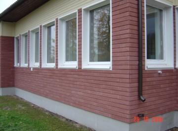 Фасад Marmoroc, не нуждающийся в обслуживании (51)