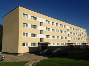 Фасад Marmoroc, не нуждающийся в обслуживании (54)