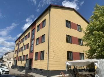 Фасад Marmoroc, не нуждающийся в обслуживании (65)
